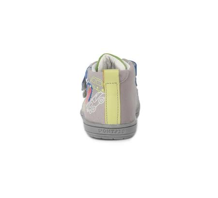 Pantofi sport gri D.D.Step - Ponte 202