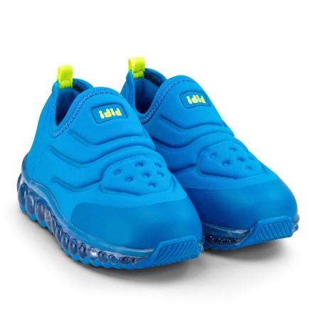 Pantofi sport Led BIBI Roller Celebration Blue Aqua1