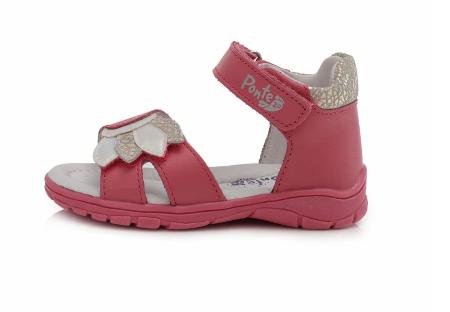 Sandale pentru Fete de Culoarea Roz, D.D.Step - Ponte 200