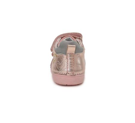 Pantofi sport roz glitter D.D.Step 066-440 [3]