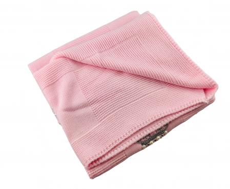 Patrura tricotata bebelusi roz [2]