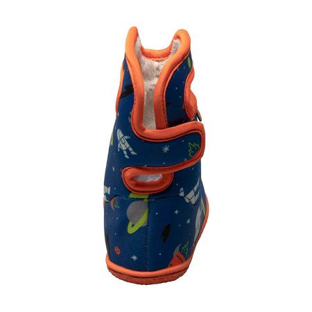 Cizme impermeabile copii, BOGS FOOTWARE, Space Man Blue Multi [1]