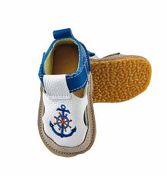 Sandale aramii cu ancora, Macco