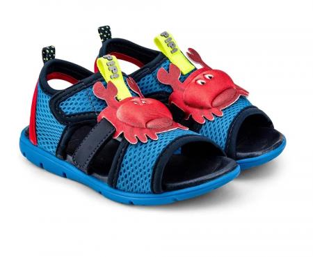 Sandale Baieti Bibi Playtime Aqua [0]