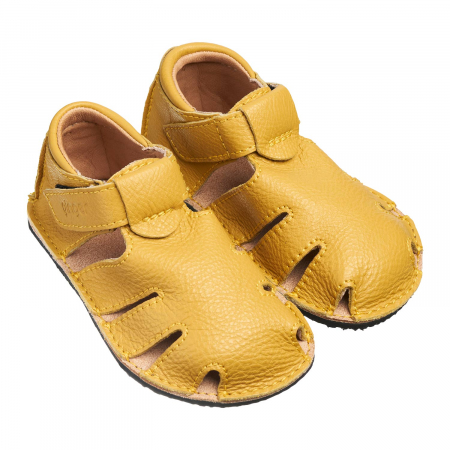Sandale barefoot Tim - Canary, Ginger Shoes [0]