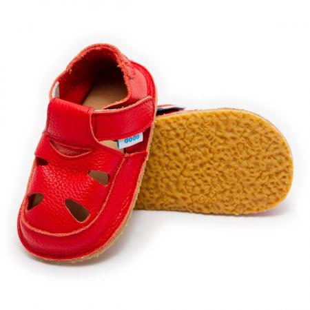 Sandale rosii, Dodo Shoes0