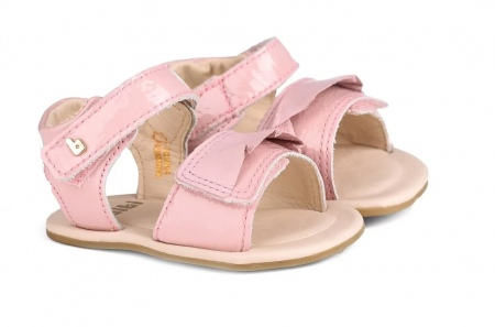 Sandale Fete Bibi Afeto V Roz cu Volane0