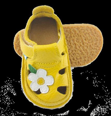 Sandale Galben Wild Flower, Dodo Shoes [0]