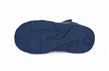Sandale pentru Baieti de Culoarea Bleumarin, D.D.Step2