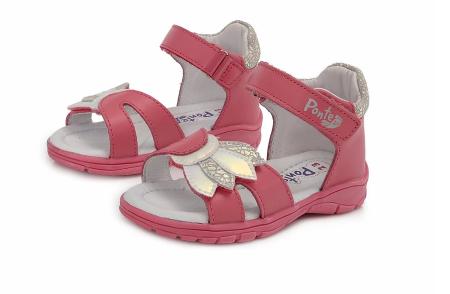 Sandale pentru Fete de Culoarea Roz, D.D.Step - Ponte 201