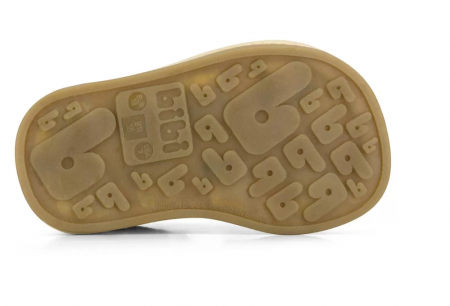 Sandale Unisex Bibi Afeto V Albe1