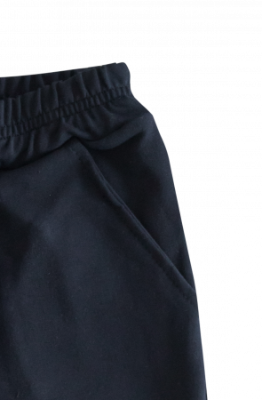 Set 2 Pantaloni Trening Copii, Stil Jogging Bleumarin, Scoala, TinTin Shop [1]