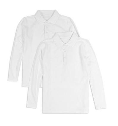 Set 2 bluze polo maneca lunga copii, TinTin Shop