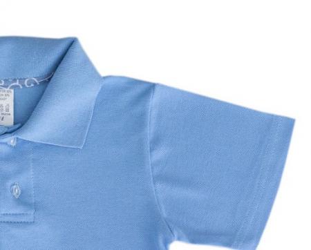 Set 2 bluze polo maneca scurta copii, TinTin Shop [1]