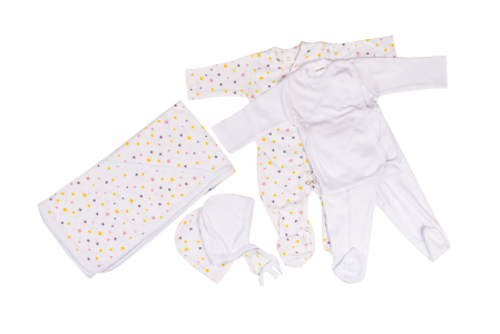 Set 7 Piese Fata pentru Bebelusi, TinTin Shop0