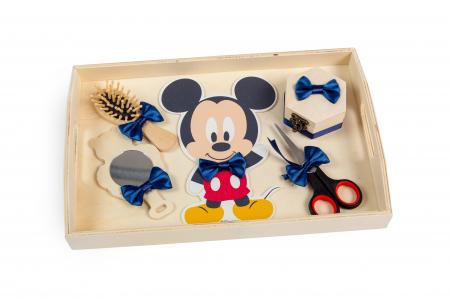 Tavă pentru turtă, Baby Mickey