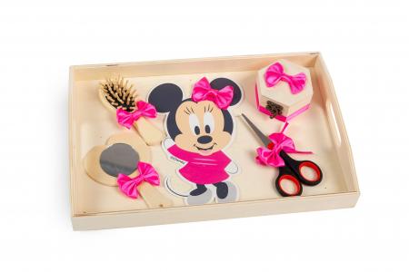 Tavă pentru turtă, Minnie Mouse