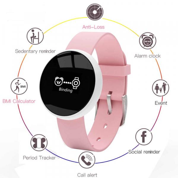 Bratara fitness Bozlun/Skmei B16 Monitorizare Perioada Menstruala Fitness Tracker [1]