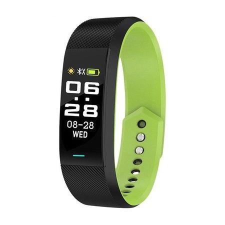 Bratara fitness inteligenta, Monitorizeaza presiunea sanguina, Nivelul oxigenului, Pedometru 0