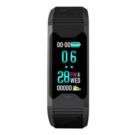 Bratara fitness inteligenta sport ecran TFT IPS HD Color 1