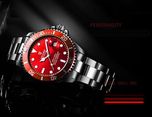 Ceas barbatesc Tevise Mecanic Automatic Luxury Calendar 1