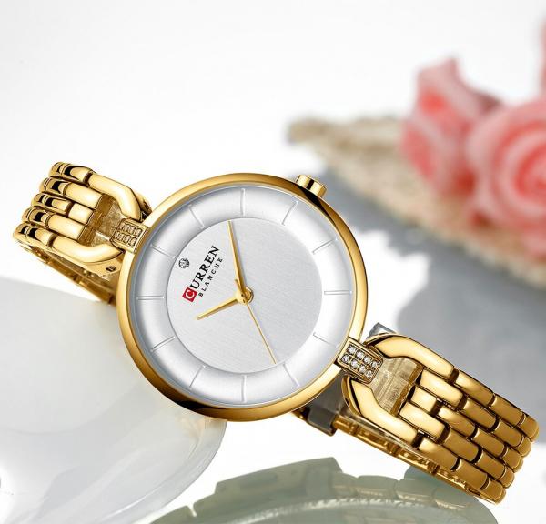 Ceas de dama casual, Fashion, Quartz, Top Brand 4