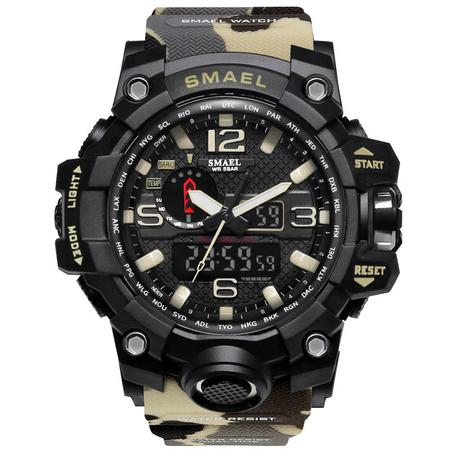 Ceas Militar Smael 1545 0