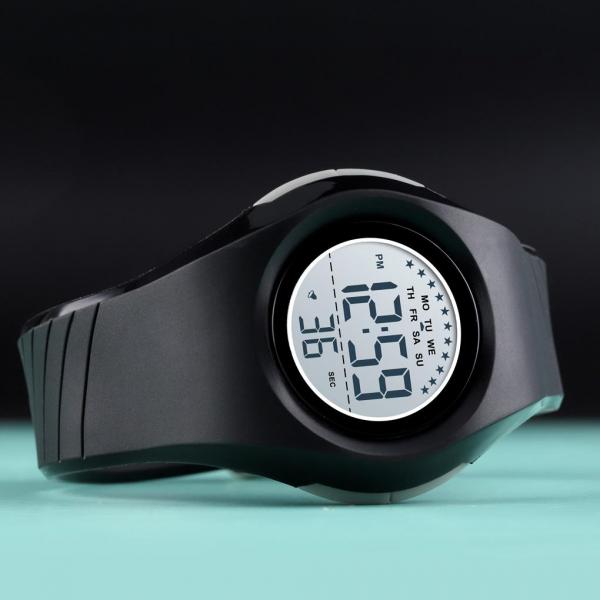 Ceas pentru copii digital, Sport, Rezistenta la apa 5 ATM [1]