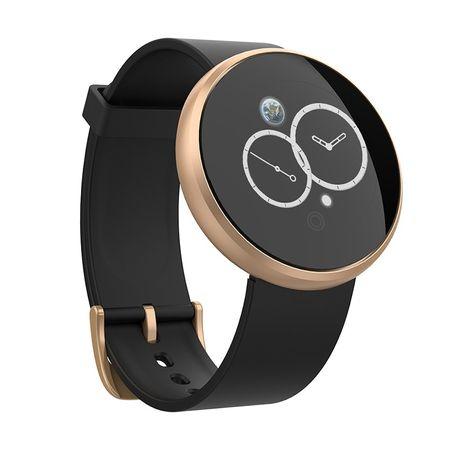 "Ceas Smartwatch, Bluetooth, Display 1.04"" IPS, Monitorizare ritm cardiac, Somn, GPS 0"
