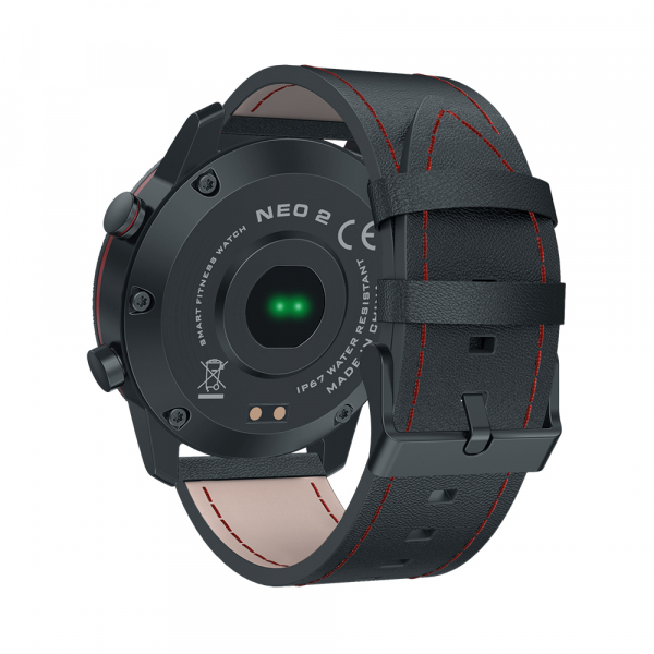 Ceas smartwatch, Inteligent, Zeblaze, Monitorizare sanatate & fitness, Bluetooth 5.0 Android/IOS 7