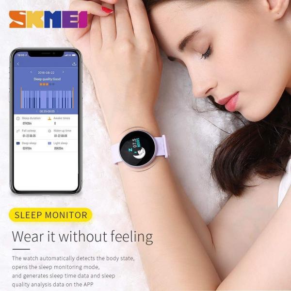 Ceas smartwatch Skmei Bozlun Calorii Distanta Pasi Monitorizare perioada menstruala 1