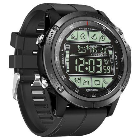 Ceas smartwatch Zeblaze Vibe 3S, Sport, Fitness Tracker, Carbon 1
