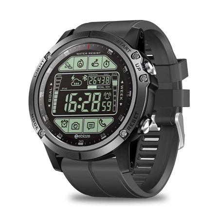 Ceas smartwatch Zeblaze Vibe 3S, Sport, Fitness Tracker, Carbon 0