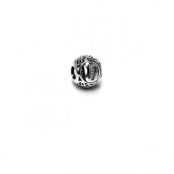 Charm argint, Litera D 0