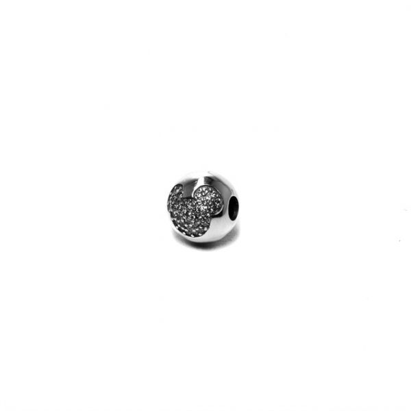 Charm argint, Mickey Disney 0