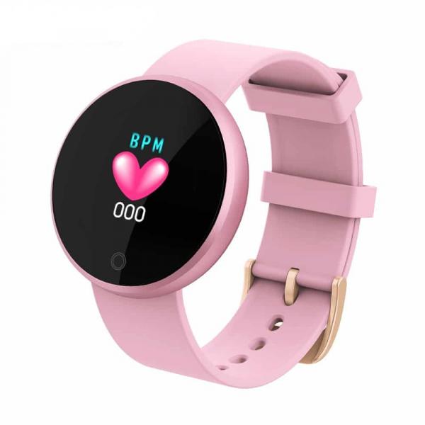 Skmei Bozlun Ceas smartwatch femei Fitness Tracker Pedometru Monitorizare Bataile inimii 0