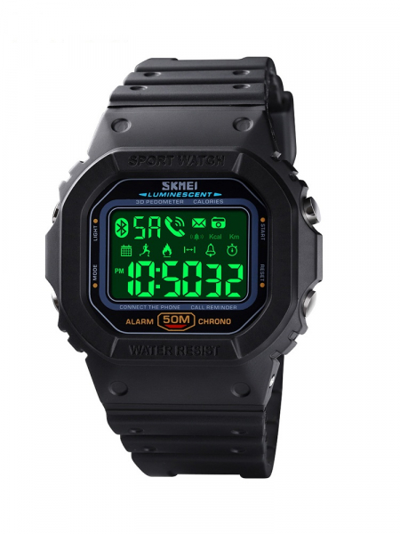 Skmei Ceas smartwatch inteligent Bluetooth Sport Fitness Tracker Led [1]