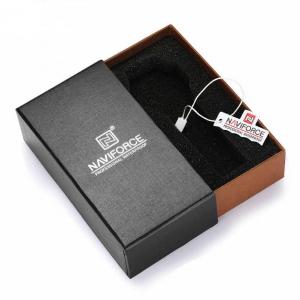 Ceas barbatesc Casual Dual Time Luxury Naviforce Cronograf Quartz Digital6