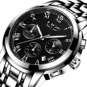 Ceas barbatesc, Lige, Analog, Luxury, Business, Fashion, Mecanism Quartz2