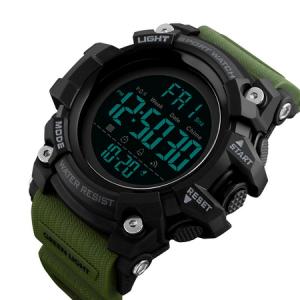 Ceas barbatesc Militar Army Cronograf Sport Digital Rezistent la apa si socuri [2]