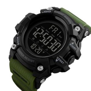 Ceas barbatesc Militar Army Cronograf Sport Digital Rezistent la apa si socuri [1]