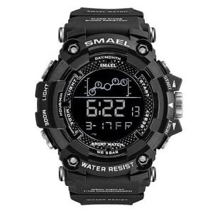 Ceas barbatesc Smael, Shock resistant, Digital, Militar, Sport, Army, Dual Time, Cronograf1