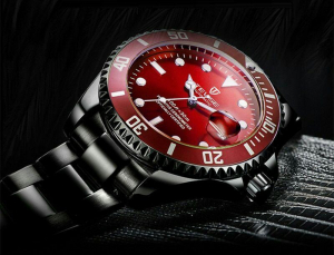 Ceas barbatesc Tevise Mecanic Automatic Luxury Calendar3