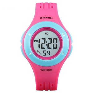 Ceas copii Skmei, Pentru fete, Sport, Digital, Cronometru, Data, Alarma1