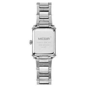 Ceas dama, Megir, Clasic, Elegant, Fashion, Business, Mecanism Quartz, Afisaj Analog [4]
