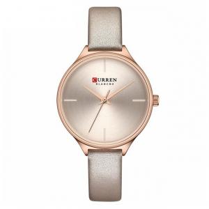 Ceas de dama casual, Top Brand, Fashion, Quartz, Piele0