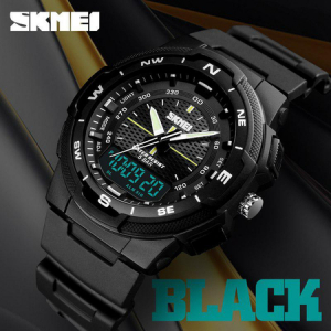 Ceas digital Skmei, Dual time, Sport, Quartz1