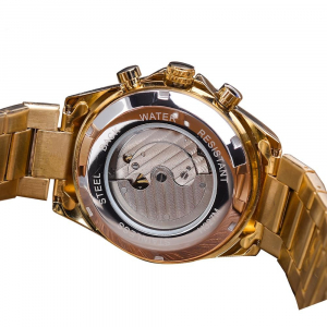 Ceas mecanic automatic, Self Wind, 2020, Fashion, Casual, Top Brand Luxury1