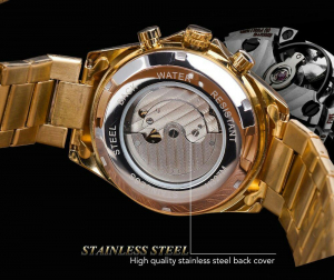 Ceas mecanic automatic, Self Wind, 2020, Fashion, Casual, Top Brand Luxury6