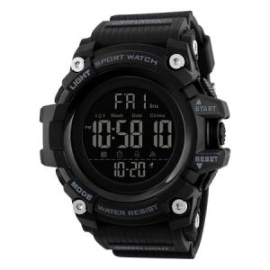 Ceas militar pentru barbati Sport Digital Rezistent la socuri Cronograf1